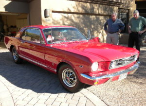Bruce Mason - Mustang GT - 1966 289 CI, 4 barrel, 4 Speed