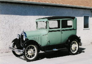 29 Model A Ford - Steve Koehn